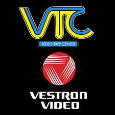 Vestron Video - VTC - 80's Video Nasties Pre Cert Cult Video VHS Brand T-shirts
