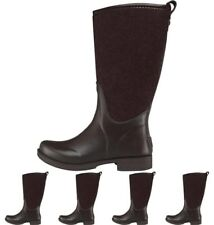 SPORTIVO UGG Womens Reignfall Wellington Boots Chocolate UK 3.5 Euro 36