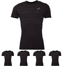 FASHION Asics Mens Fuzex Seamless Running Top Performance Black Small Chest 36-