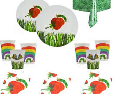 Hungry caterpillar party, first birthday party supplies, the very hungry caterpi