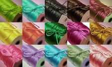 2mm X 100 Yard Rattail Satin Nylon Trim Cord Chinese Knot