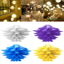 Modern Lotus Pendant Chandelier Pendant Ceiling Lamp Hanging Light Lampshade DIY