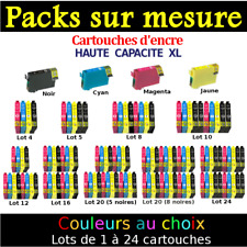 Epson WorkForce WF-2520NF - Pack cartouches compatibles Stylo à Plume non OEM