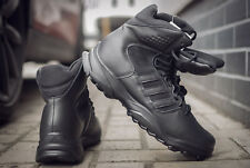 ADIDAS GSG-9,7 TACTICAL G62307 MEN'S BLACK LEATHER TREKKING HIKING WINTER BOOTS
