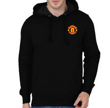 RSO Men's Branded Manchester United MANU Printed Hoodies / Sweatshirt Cotton New