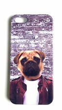 iPhone COVER 7 6 6s plus 5 SE 5S 5C CANE CARLINO HIPSTER Funky cool