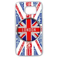 Funda Rigida Londres Uk Gb Para Samsung Galaxy S7