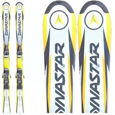 Ski occasion Dynastar Booster RL jaune + Fixations