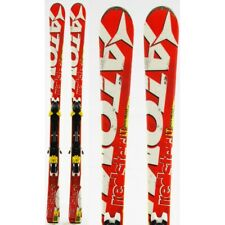 Ski occasion Atomic Redster LT Rouge + fixations