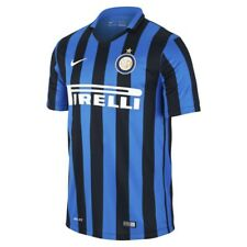 Inter maglia home 2015 2016 Nike Mens Shirt Jersey Trikot Serie A