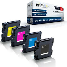 4x alternativo CARTUCCE GEL per Ricoh GC-41 SOSTITUZIONE COLOR KIT -office