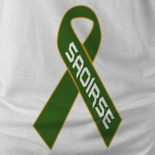Irish Republican T-Shirt - Saoirse Freedom Ribbon