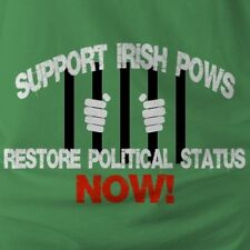 Irish Republican T-Shirt - Support Irish POWs