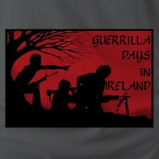 Irish Republican T-Shirt - Guerilla Days in Ireland - old IRA
