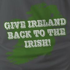 Irish Republican T-Shirt - Give Ireland Back to the Irish