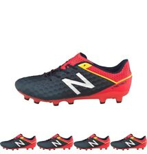 MODA New Balance Mens Visaro Pro FG Football Boots Galaxy/Bright Cherry/Firefly