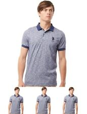 BRAND U.S. POLO ASSN. Mens Houston Polo Medieval Blue Small Chest 36-38""