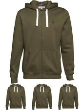FASHION U.S. POLO ASSN. Mens Legend Hoody Chive Small Chest 36-38""