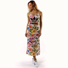 ADIDAS ORIGINALS FLORALITA XFARM  DRESS -BNWT SIZE  UK 8,10,12,14,16  LAST 5