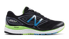 New Balance 880 v7 Black/Grey - Scarpa Running