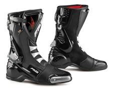 NEW FALCO ESO LX 2.1 RACE SPORTS  MOTORCYCLE BOOT BLACK