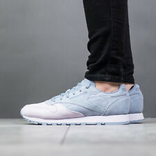 SCARPE DONNA SNEAKERS REEBOK CLASSIC LEATHER NBK [BS9860]