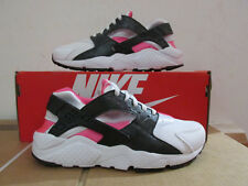Nike Huarache Run GS Trainers 654280 104 Sneakers Shoes CLEARANCE