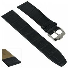 PULSERA DE RELOJ JACQUES LEMANS 1-1446 22mm para Panama Hombre ANTI-ALLERGIC