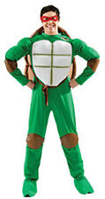 Teenage Mutant Ninja Turtles Deluxe Costume per adulti NUOVO - uomo Carnevale