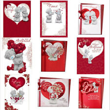 Valentines Me to You Bear Luxury Cards
