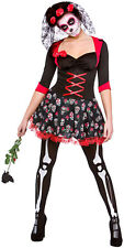 Tag Der MORTI Darling Costume NUOVO - donna Carnevale Travestimento Costume