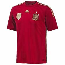 Espagne Adidas domestique Maillot Maison Jersey Spain Football g85279 S S-2XL