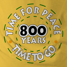 Irish Republican T-Shirt - 800 Years - Time to Go