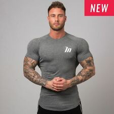 Muscle Nation ClimaFlex T-Shirt Grey