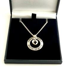 First Holy Communion Necklace. Gift for a Girl on her First Holy Communion Day.