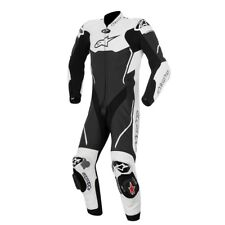 ALPINESTARS ATEM 1 PIECE LEATHER MOTORBIKE MOTORCYCLE SUIT CE APPROVED