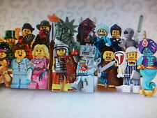 Lego minifigures series 3,5,7,8,9,10, Mixed series New/Sealed