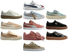 Puma Platform Basket Animal Suede Classic Women Sneaker Women's Shoes