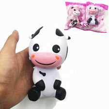 SQUISHY BABY COW JUMBO 14CM SLOW RISING WITH PACKAGING ANIMALS COLLECTION GIFT