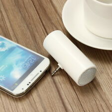 PORTABLE MINI SPEAKERS 35MM AUX AUDIO JACK PLUG SPEAKER FOR CELL PHONE TABLETS