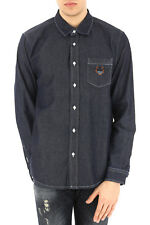 Kenzo Camicia jeans, Tiger jeans shirt