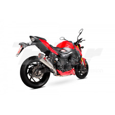 ESCAPE SCORPION SERKET TAPER TITAN RSI122TEO, SCORPION EXHAUST SERKET RED POWER