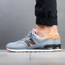 SCARPE UOMO SNEAKERS NEW BALANCE [ML574YLD]