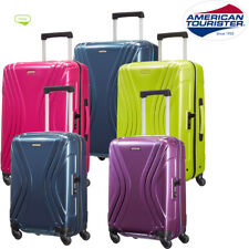 American Tourister New Vivotec Range Spinner Strong Suitcase Collection