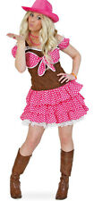 HOWDY Cow-Girl Dolly COSTUME FEMMES NEUF - femmes carnaval déguisement costume