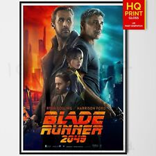 BLADE RUNNER 2049 FIRE AND ICE MAXI POSTER NEW PYRAMID RYAN GOSLING A2 A3 A4 A5