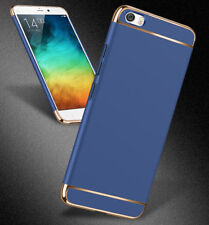 For Xiaomi Mi 5A 3 In 1 Luxury Ultra-thin Slim Hard Shockproof Back Case Cover