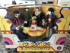 The Beatles Yellow Submarine Figures Box Set 2004