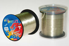 ASSO Discovery couvert FLUOROCARBONE Ligne de pêche 3000 m bobines tailles NEUF