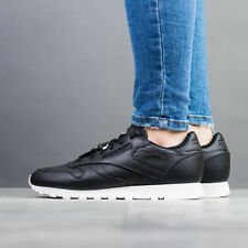 SCARPE DONNA SNEAKERS REEBOK CLASSIC LEATHER HARDWARE [BS9593]